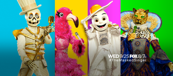 The Masked Singer: Season Two Ratings